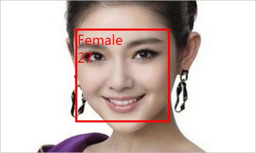web人脸识别年龄识别探究