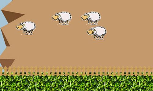 《拯救小羊》拖拽游戏初稿